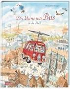 Cover-Bild zu Der kleine rote Bus - In der Stadt von Eisenburger, Doris