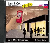 Cover-Bild zu Jan und Co. 03. Verdacht im Chleiderlade von Hollenstein, David