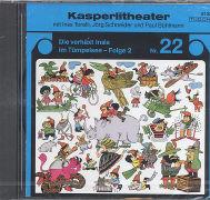 Cover-Bild zu Die verhäxti Insle im Tümpelsee Folge 2