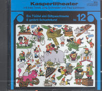 Cover-Bild zu Em Tüüfel sini Giftpaschteete / E gstörti Schuelstund