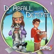 Cover-Bild zu D Abfalldetektei von Dürr, Pamela