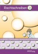 Cover-Bild zu Rechtschreiben 3 von Debbrecht, Jan