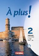 Cover-Bild zu À plus! 2. Méthode intensive. Carnet d'activités von Héloury, Michèle