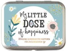 Cover-Bild zu Groh Redaktionsteam (Hrsg.): My little dose of happiness