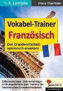 Cover-Bild zu Vokabel-Trainer Französisch (eBook) von Thierfelder, Prisca