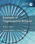 Cover-Bild zu Essentials of Organizational Behaviour, Global Edition von Robbins, Stephen