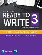 Cover-Bild zu Ready to Write 3 von Blanchard, Karen