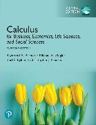 Cover-Bild zu Calculus for Business, Economics, Life Sciences, and Social Sciences, Global Edition von Barnett, Raymond A.