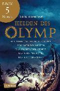 Cover-Bild zu Helden des Olymp: Band 1-5 der spannenden Abenteuer-Serie in einer E-Box! (eBook) von Riordan, Rick