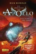 Cover-Bild zu Die Abenteuer des Apollo 5: Der Turm des Nero von Riordan, Rick
