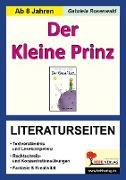 Cover-Bild zu Der Kleine Prinz - Literaturseiten von Rosenwald, Gabriela
