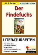 Cover-Bild zu Der Findefuchs / Literaturseiten