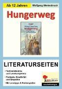 Cover-Bild zu Hungerweg / Literaturseiten