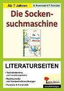 Cover-Bild zu Die Sockensuchmaschine / Literaturseiten