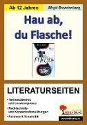 Cover-Bild zu Hau ab, du Flasche! / Literaturseiten