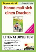 Cover-Bild zu Hanno malt sich einen Drachen - Literaturseiten / Inklusionsmaterial (eBook) von Bieling, Elisabeth