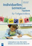 Cover-Bild zu Individuelles Lernen mit System für Fortgeschrittene von Grunefeld, Maike