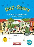 Cover-Bild zu DaZ-Stars, BOOKii-Ausgabe, Deutsch als Zweitsprache - Erweiterung, Übungsheft, Mit Lösungen von Duscher, Sandra