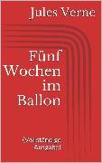 Cover-Bild zu Fünf Wochen im Ballon (Vollständige Ausgabe) (eBook) von Verne, Jules