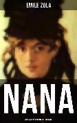 Cover-Bild zu NANA (Deutsche Ausgabe) (eBook) von Zola, Emile