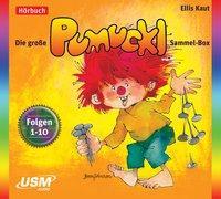Cover-Bild zu Kaut, Ellis: Die grosse Pumuckl Sammel-Box
