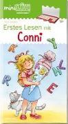 Cover-Bild zu miniLÜK Erstes Lesen mit Conni von Bierwald, Wibke