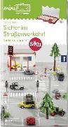 Cover-Bild zu miniLÜK. Vorschule/ 1. Klasse: Die siku Verkehrsschule