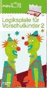 Cover-Bild zu miniLÜK Logikspiele für Vorschulkinder 2