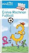 Cover-Bild zu miniLÜK Fußball Erstes Rechnen