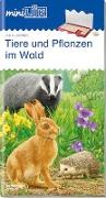 Cover-Bild zu miniLÜK. Tiere und Pflanzen: im Wald