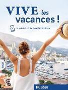 Cover-Bild zu Vive les vacances ! Neu von Krasa, Daniel