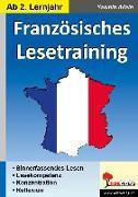 Cover-Bild zu Französisches Lesetraining von Allain, Yasmin