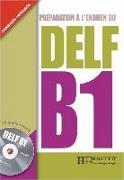 Cover-Bild zu DELF B1. Livre + CD audio von Veltcheff, Caroline