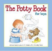 Cover-Bild zu The Potty Book for Boys (eBook) von Capucilli, Alyssa Satin