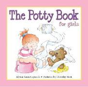 Cover-Bild zu The Potty Book for Girls (eBook) von Capucilli, Alyssa Satin