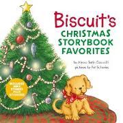 Cover-Bild zu Biscuit's Christmas Storybook Favorites von Capucilli, Alyssa Satin