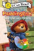 Cover-Bild zu The Adventures of Paddington: Paddington and the Painting von Capucilli, Alyssa Satin