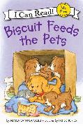 Cover-Bild zu Biscuit Feeds the Pets von Capucilli, Alyssa Satin