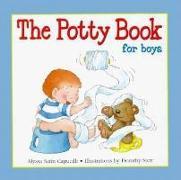Cover-Bild zu The Potty Book for Boys von Capucilli, Alyssa Satin
