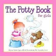 Cover-Bild zu The Potty Book for Girls von Capucilli, Alyssa Satin