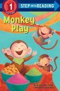 Cover-Bild zu Monkey Play von Capucilli, Alyssa Satin