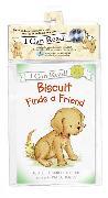 Cover-Bild zu Biscuit Finds a Friend Book and CD von Capucilli, Alyssa Satin
