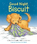 Cover-Bild zu Good Night, Biscuit: A Padded Board Book von Capucilli, Alyssa Satin