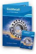 Cover-Bild zu SimMetall - 1.2 -Einzellizenz - Freischaltcode auf Keycard von Burmester, Jürgen