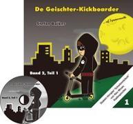 Cover-Bild zu Der Geisterkickboarder Band 2, Teil 1 von Baiker, Stefan