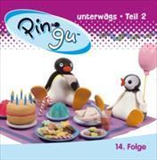 Cover-Bild zu De Pingu unterwägs 2