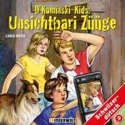 Cover-Bild zu D'Kaminski-Kids Volume 9: Unsichtbari Züge von Meier, Carlo