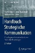 Cover-Bild zu Handbuch Strategische Kommunikation (eBook) von Langner, Tobias (Hrsg.)
