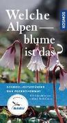 Cover-Bild zu Welche Alpenblume ist das?