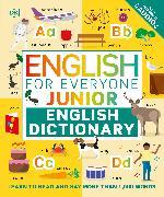 Cover-Bild zu English for Everyone Junior English Dictionary von DK